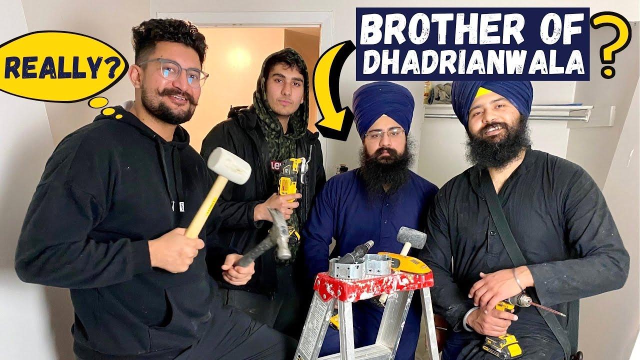 Ki Rishta Hai Ranjit Singh Dhadrianwale Naal | Tichkule Company Hogi Fail | House Remodel Episode 6