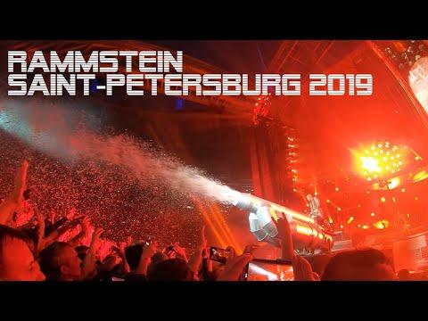 Rammstein - Saint-Petersburg 4K - FanZone 02.08.2019