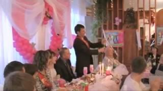 Супер смешной клип. Свадьба. Все жгут. Горько. Танцуют все!