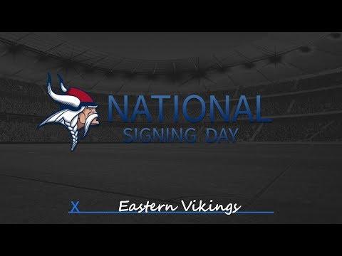 Signing Day 2018-19 - Eastern Regional High School