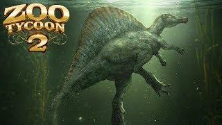 Zoo Tycoon 2: Spinosaurus Exhibit Speed Build 2