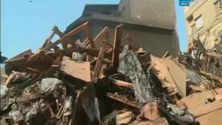 قصر الكلام - القائم بأعمال محافظ القاهرة : حريق مبنى القاهرة لم يطل أي مخطوطات آثرية