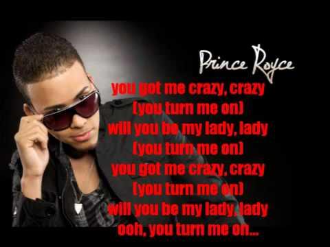 Crazy by Prince Royce