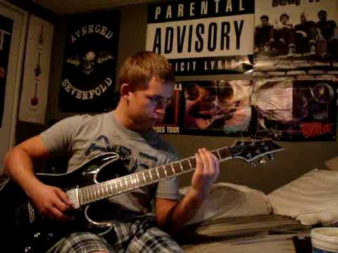 Betrayed (Avenged Sevenfold) - Guitar Cover