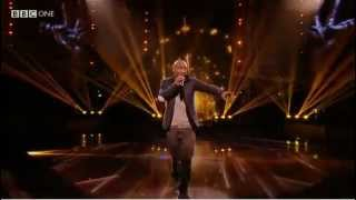 [FULL] Cassius Henry - Paradise- Live Show 2- The Voice UK