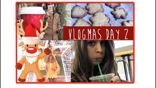 Vlogmas Day 2 | Hacemos galletas navideñas Thumbnail