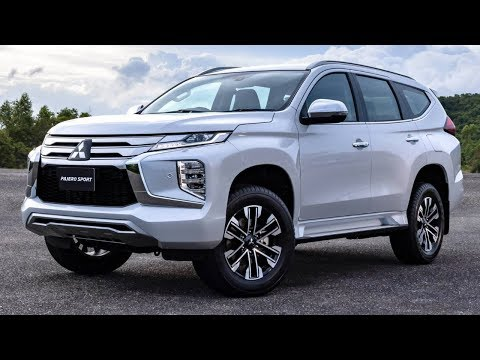 2020 MITSUBISHI PAJERO SPORT - Powerful SUV & More Features!!