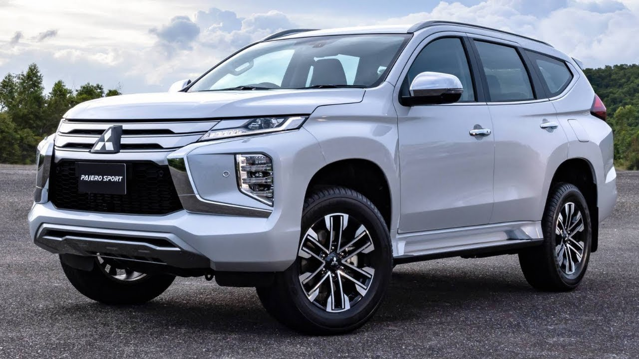 2020 All Mitsubishi Pajero Picture