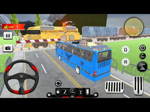 US Bus Simulator 2020 : Ultimate Edition | New Bus Simulator Game Android #1