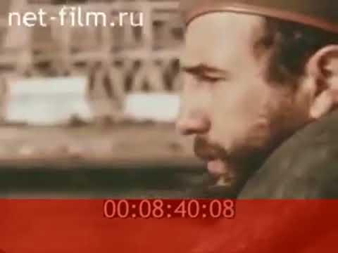 Фидель кастро в Братске  Фрагмент из документального фильма.  1963 год