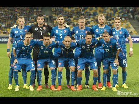 Slovenská futbalová reprezentácia