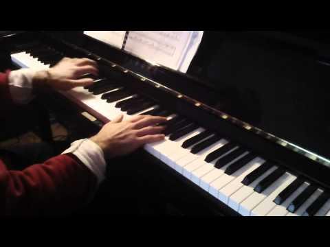 Gymnopedie no. 1, 2 & 3 for 2 HOURS, Erik Satie (1866-1925), Piano Solo