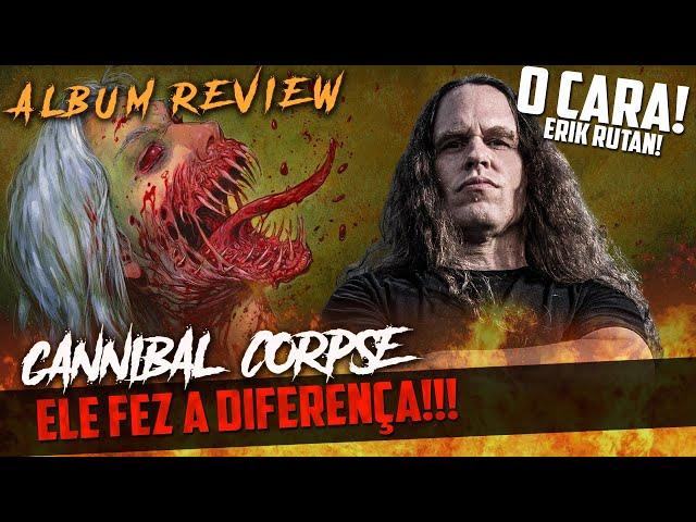 Cannibal Corpse elevou o nível com Violence Unimagined | [Resenha e Curiosidades]