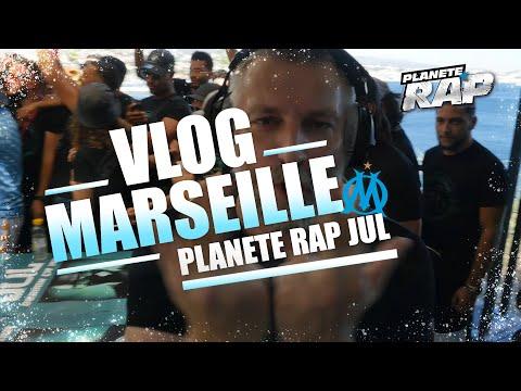 Youtube: 48H AVEC JUL & FRED! (les coulisses de PR feat. SCH, Soso Maness, L'Algérino…) #PlanèteRap