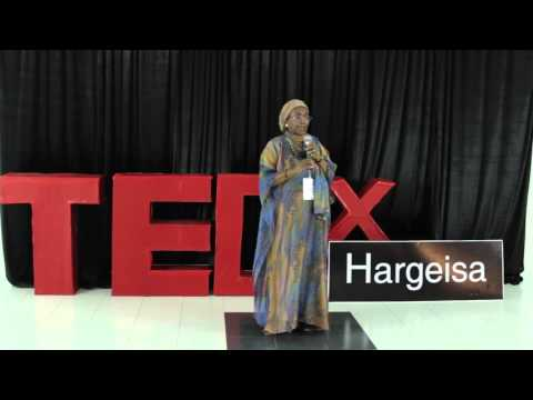 The Importance of Education | Edna Adan Ismail | TEDxHargeisa