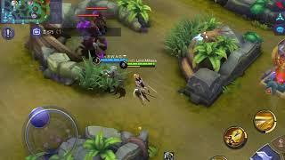Mobile Legend gameplay Fanny by Limit.Mikasa 모바일 레전드 미카사