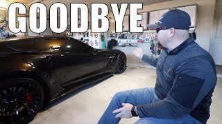 Saying Goodbye to my Corvette Z06 | 2017 Moments E1