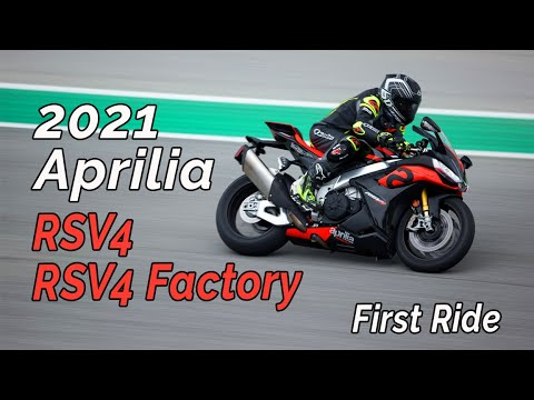 2021 Aprilia RSV4