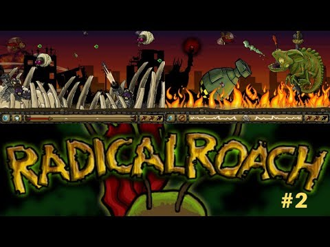 RADICAL ROACH REMASTERED! (Charity Game Haul Episode 2) |