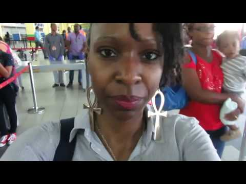 Bye Jamaica | Sangster International Airport | Jamaica Vlog | Jan 2017