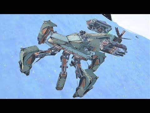 Battle Of Titans - Spider Bot (Mite) Support Build
