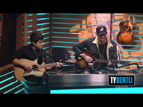 "Ryan Hurd Performs ""To a T"" Acoustic - The Ty Bentli Show Mp3"