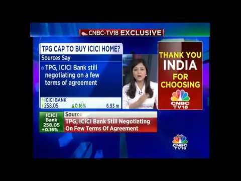 ICICI Bank To Sell Its Home Finance Arm?