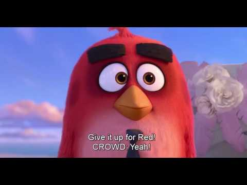 The Angry Birds Movie 2 Red S Speech Red And Silver S Dating