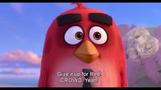 the Angry Birds Movie 2 - Red's Speech/Red and Silver's Dating Scene