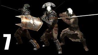 Властелин Колец: Битва за Средиземье 2 - Под Знаменем Короля-Чародея - Битва за Кольцо - (7) 1 vs 5