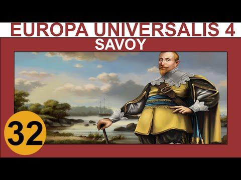 Europa Universalis 4: Common Sense - Savoy - Ep 32  