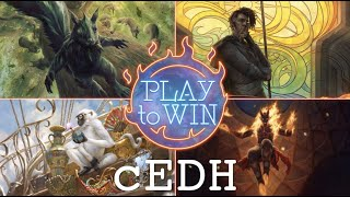 WHO'S THE BEST COMMANDER FROM MODERN HORIZONS 2 FOR cEDH - Play to Win Gameplay