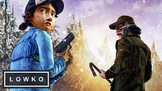 The Walking Dead Game - Amid the Ruins! (Season 2, Episode 4)