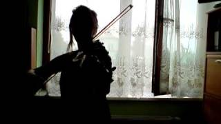 Apocalyptica - Path na skrzypcach (violin cover)