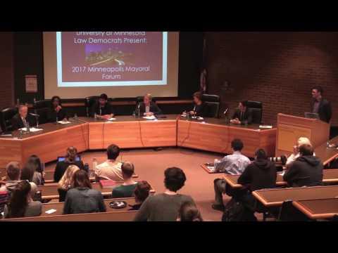 DFL Minneapolis Mayoral Candidate Forum