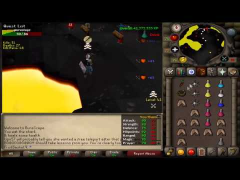 Runescape | KO Inc | Pk Vid #20 | 1 Defence Pure & Main