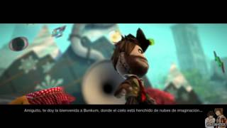 Little Big Planet 3 | Pico Cañamazo | Walkthrough Part 1 (Español)