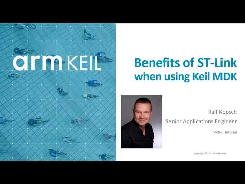 In this video tutorial we will show you the extended debug features available with Arm Keil MDK for ST-Link users. Keil MDK is the most comprehensive software development solution for the various STM32 microcontroller families, and provides everything you need for creating, building and debugging embedded applications.