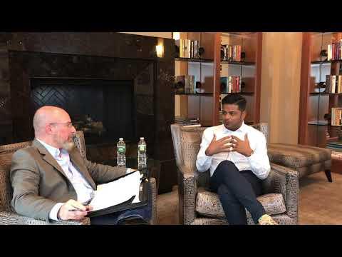 Richie Etwaru Blockchain Interview Part 3 of 4