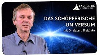Das schöpferische Universum - Dr. Rupert Sheldrake