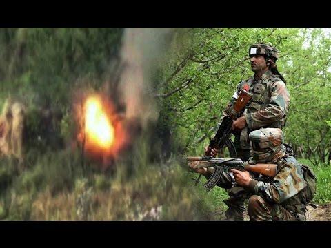 इंडियन आर्मी की मार से धुआं धुआं हुआ पाकिस्तानी बंकर | India News Viral