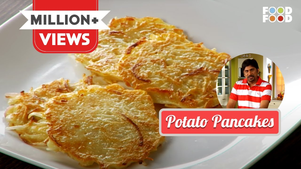 Potato pancakes tea time youtube forumfinder Choice Image