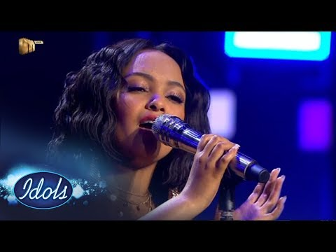 Top 6 Reveal: A lil' Bruno Mars for the pain | Idols SA Season 13