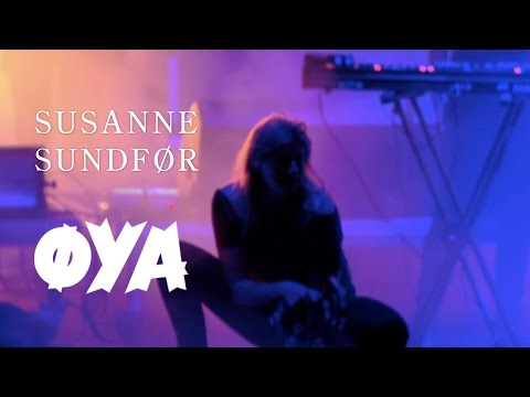 Susanne Sundfør - Accelerate / Fade Away (Live at Øya '15)