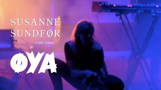 Susanne Sundfør - Accelerate / Fade Away (Live at Øya