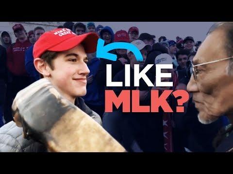 Glenn Beck Defends Covington Teens: 'These Kids Are MLK'
