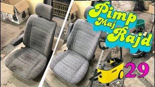 Pimp Maj Rajd #29 - Jak vyčistit interier auta?!