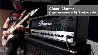Bugera 6262 Infinium Amp Demo/Test - Metal