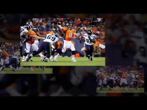 Denver Broncos music video