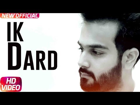 Ik Dard | Lakshh | Latest Punjabi Song 2018 | Speed Records